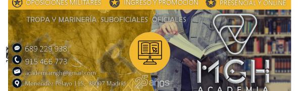 Academia MGH Oposiciones Militares